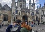 Cambridge: Secret Society Exploration Game & Tour