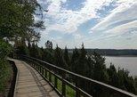 Nature sights of Kaunas reservoir regional park