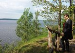 A walk in Kaunas reservoir regional park