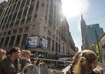 City Sightseeing Hop-On Hop-Off New York Bus Tour, Ferry or Night Tour