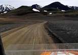 Full Day - Buggy Adventure to the Beautiful Landmannalaugar Highlands Area