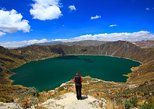 2 Day Antisana and Quilotoa Volcanoes private trip from Quito