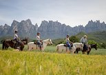Montserrat Monastery & Horse Riding Natural Park - Premium Small Group Tour