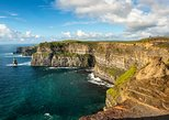 Cliffs of Moher Tours - Includes Luxury Boat Cruise ,The Burren & Galway City