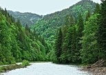 fishing and hunting in the Carpathian mountains