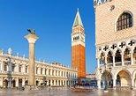 San Marco Walking Tour with Optional Gondola Ride Gondola Ride