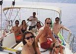Sailing along the Amalfi Coast and Capri!