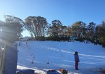 1 day Lake mountain snow tour