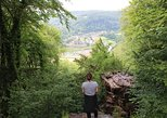 Walk the stunning river Wye valley to the ancient Tintern Abbey