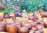 A day in the community of traditional potters in Kigali