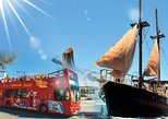 Hop On - Hop Off Open Bus Tour (Limassol) & Pirate Cruise