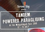 Tandem Powered Paragliding @ Makgadikgadi Epic 12 - 15 July 2019