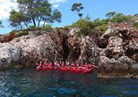 AFTERNOON SEA KAYAKING TOUR FROM HVAR TO PAKLENI ISLANDS