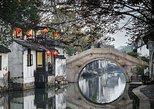 Suzhou & Zhouzhuang Water Town Group Day Tour from Shanghai