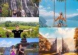 Baratan Lake - Wanagiri Hill - Handara Gate - Hidden Waterfall and Rice Terrace