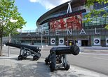 Emirates Stadium and Arsenal Museum Entrance Ticket Including Audio Guide