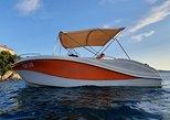 8h trip with Barracuda 545 - elafiti islands