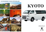 KYOTO by Minivan Toyota Hiace 2019 Customize Your Itinerary