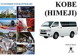Customize Your Itinerary in KOBE (HIMEJI CASTLE) by Minivan Toyota Hiace 2019