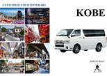 Customize Your Itinerary in KOBE by Minivan Toyota Hiace 2019