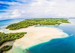 A Full Day At Ile Aux Cerf Island (Speed Boat, Waterfall GRSE And Lunch On A Private Island)
