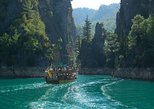 Green Lake and Green Canyon Boat Trip from Side