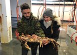 King crab and seafood factory tour with seafood tasting