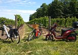 Guided Wine Tour on Electric Bike or Scooter in Niagara-on-the-Lake