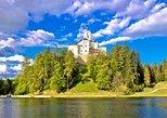 Fairytale castles & delicious wine