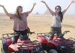 quad bike and sound and light show at Giza