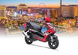 Explore Las Vegas on a 150cc Scooter 3 Hour Rental