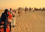 Folk dance and desert safari at Khuri Jaisalmer