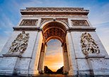 Arc de Triomphe: Self-Guided Tour & Skip The Line Rooftop