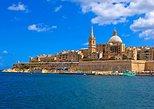 Grand Harbour & Marsamxett harbour cruise guided tour including transport, Mellieha, MALTA