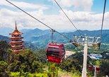 Asien - Malaysia: Genting Highlands - Tagesausflug von Kuala Lumpur mit Skyway-Fahrt mit der Seilbahn