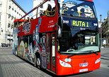 Special Hop-On Hop-Off Bus Tour Madrid City Tour 1 or 2 days