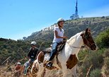 Horseback Riding Tour near the Hollywood Sign with Transportation