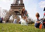 France Paris Fun Treasure Hunt for Kids Parisian Highlights