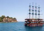 Walk on a Pirate Ship