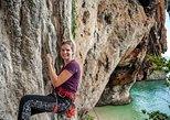 Beginner's Half-Day Rock Climbing Tours at Railay Beach in Krabi
