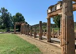 Private tour Temple of Artemis Brauron, museum, licensed guide and lunch