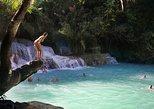 [Day Tour&All Inclusive] Mekong River Cruise + PAKOU Cave + KUANGSI Waterfall