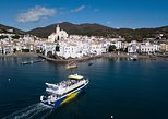Boat Trip to Cadaqués from Roses with STOP 1:30h in Cadaqués