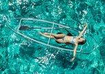 One seat transparent kayak rent