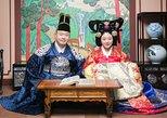 Become the king and queen of Korea(Selfie + Indoor Experience)