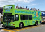 1-, 2-, or 3-Day Miami Hop On Hop Off City Tour