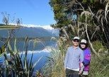 4-hour Lake Mapourika Kayak and Hike adventure, with Okarito Kiwi Sanctuary