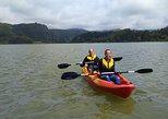 Canoeing at Furnas Lake