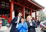 Tokyo Morning : Tokyo Tower,Imperial Palace & Asakusa Temple Half Day Tour.