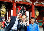 Tokyo Panoramic : Meiji Shrine,Asakusa Temple,Tokyo Bay Cruise & Odaiba Day Tour